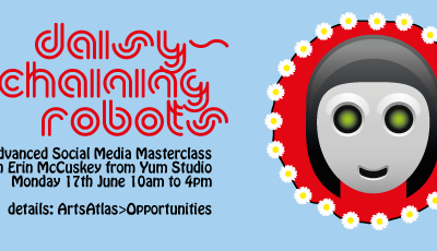 Daisy-chaining Robots
