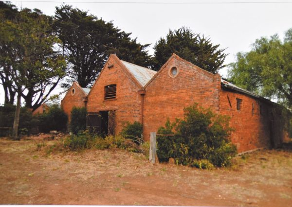 Miners Rest Heritage Mapping Project